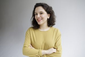 JUSOS Europa-Kandidatin, Delara Burkhardt