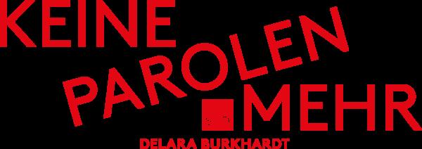 Logo: Delara Burkhardt