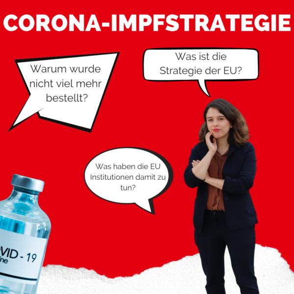 Corona-Impfstrategie der EU